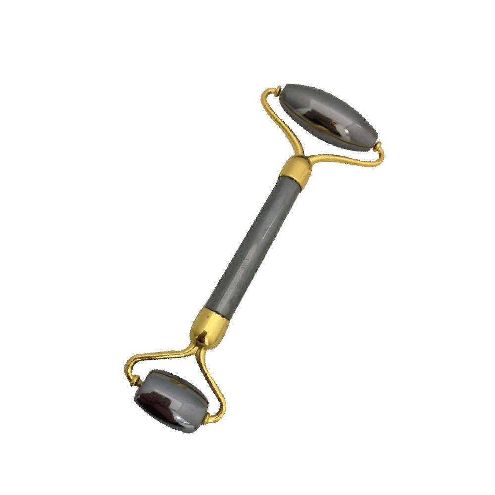 鉑麗星太赫茲石 特製款 撥筋棒 1入-太赫茲 能量石提拉棒 推拿扭刮按摩石器 小v臉滾輪按摩棒 美容棒 美顏棒