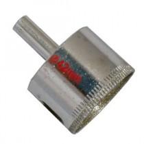《鑽孔大師》水電師父推薦-超硬鑽石粉製DIY鑽石粉鑽頭〈42mmX1〉圓孔玻璃磁磚石英磚大理石