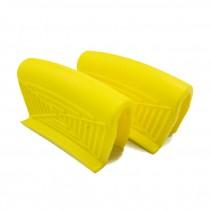 派樂 矽膠防燙夾/鍋耳夾(1對2入裝)隔熱夾 硅膠隔熱手套 耐熱矽膠防燙手套 碗盤夾 鍋夾 微波爐鍋耳套