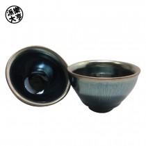 派樂大亨 建盞杯 茶杯組 建窯 建盞杯 高溫燒結晶釉壺 專業師傅手工每隻杯盞紋理皆獨特工藝