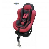 Super Nanny DS-610S超級奶媽五點式固定兒童汽車安全座椅/法拉利紅幼童汽車安全座椅