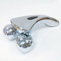 鉑麗星 3D美體滾輪按摩儀(1入) 滾輪按摩器 身體按摩推輪 頸部按摩推棒 緊緻按摩 揉捏按摩機 360度擬人手捏感推拿拉提按摩儀
