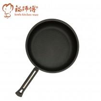 台灣製造鍋師傅超硬不沾炒鍋28cm航鈦合金不沾鍋