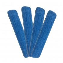 派樂大板神超輕立體拖把/90度2次方神奇拖把-專用替換布頭 4片- 備品賣場 (不含拖把桿T頭)