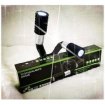 雙頭蛇形燈 LED蛇管萬用照明手電筒 (1支) 萬用LED照明燈 急救 摸黑 掛在脖子上 彎曲各角度和位置