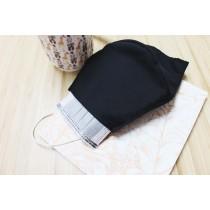 台灣製造防護口罩布套(可拆洗) 1入 口罩套 透氣內外層夾心餅乾式配戴增加服貼與舒適減少皮膚不適 搭配正確方式延長一次性口罩使用時間