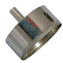 《鑽孔大師》水電師父推薦-超硬鑽石粉製DIY鑽石粉鑽頭〈65mmX1〉圓孔玻璃磁磚石英磚大理石