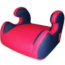 SUPER NANNY 超級奶媽-兒童汽車固定式座椅 加高座墊 DS-500/ 安全汽座輔助墊 (橘黑/紅藍兩色隨機) 安全座墊