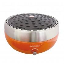 派樂 烤肉爐 Airlightgrill風扇送風式 旋風 烤肉 爐 1組-裝電池自動吹風點燃碳火 烤肉架 排油低脂少油煙烤爐
